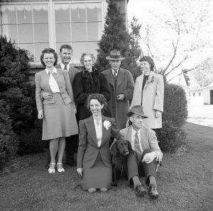 Boardman Family 1941