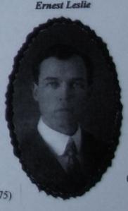 Ernest Leslie Clement